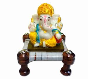 Mini Charpai Ganesh