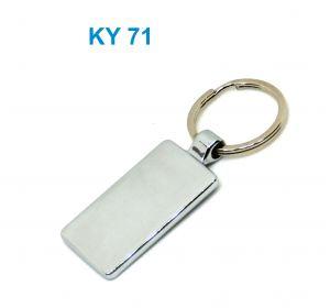 METAL KEYCHAIN KY71