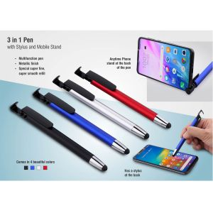 STYLUS AND MOBILE STAND